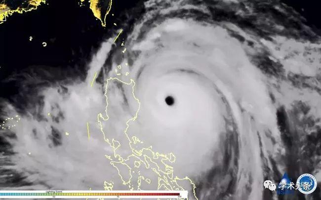 """""""山竹""""台风监测背后的""""关键人物""""是谁?其中一个其实就是你的微信启动界面"""